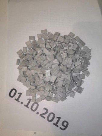 5 x Grey Rolls Royce XTC Pills  (245 mg) 2